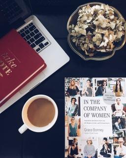 Advice from entrepreneurial women {In the Company of Women: Grace Bonney}